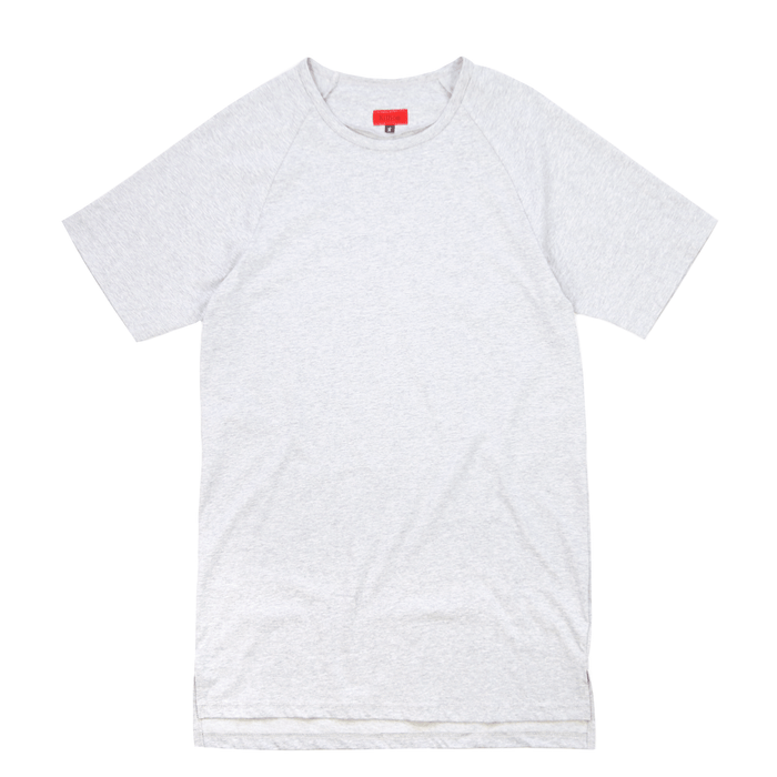 Standard Issue Union Extended Shirt - Ash