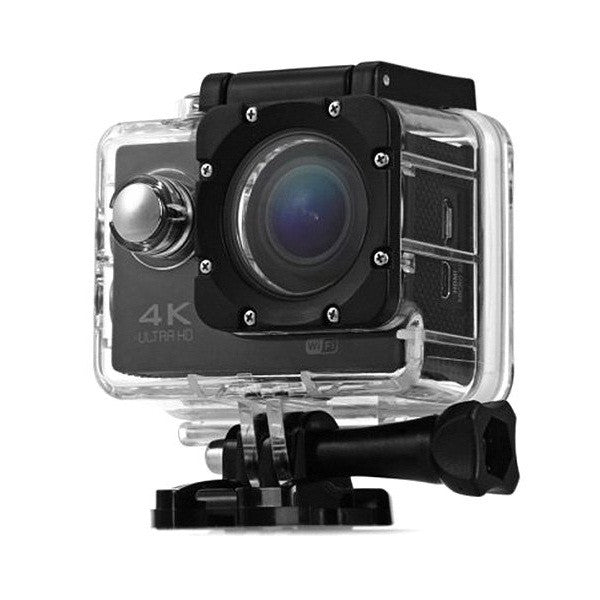 4K Ultra HD 16 MP WiFi Waterproof Digital Action Camera