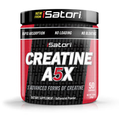 iSatori Creatine A5X - 7.05 oz - 883488004766
