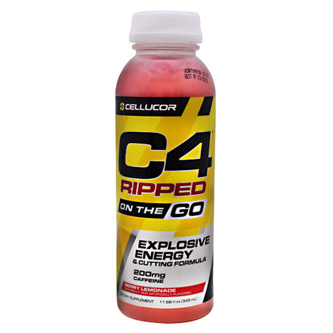 Cellucor Ripped C4 On the Go