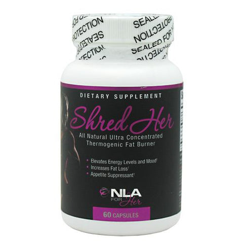 NLA For Her Shred Her - 60 Capsules - 700220840492