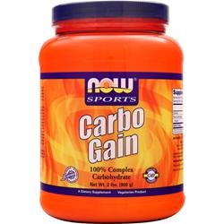 Now Carbo Gain - Pure Maltodextrin