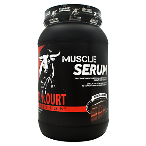 Betancourt Nutrition Muscle Serum