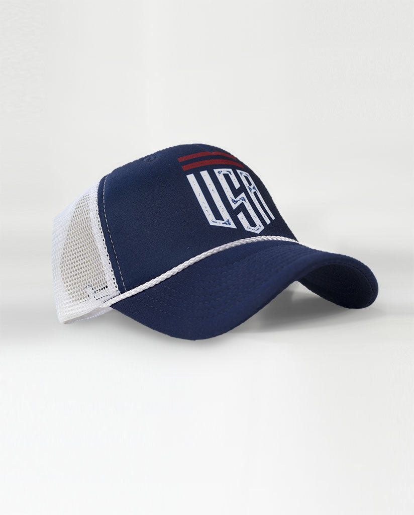 USA Trucker Cap