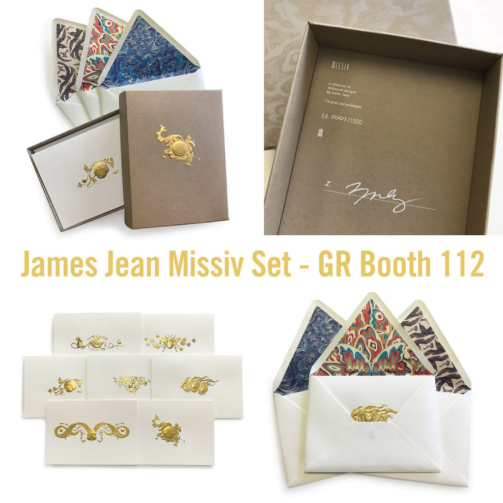 James Jean Missiv and More at Designer Con Dcon 2017 Booth 112