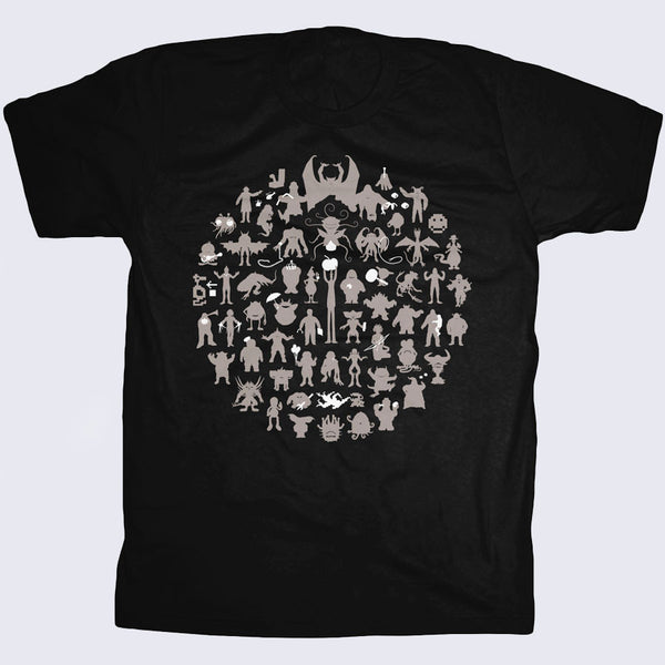 Chop Shop - Monsters T-shirt