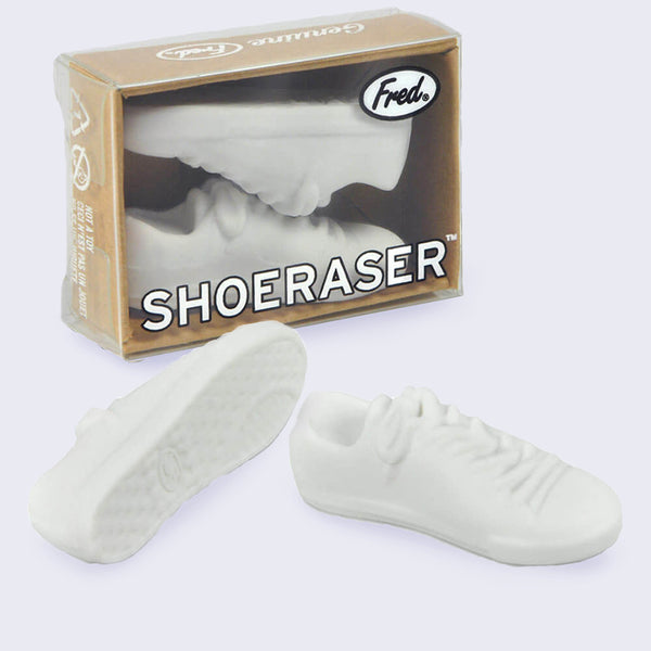 Shoeraser - Pair of Sneakers Erasers Set