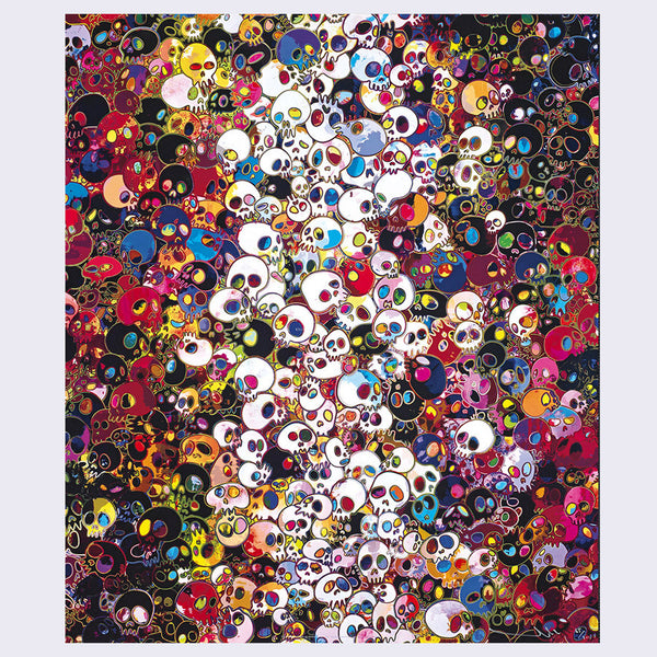 Takashi Murakami - I Do Not Rule My Dreams. My Dreams Rule Me.