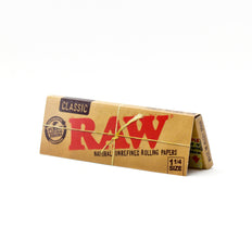 Classic Raw Natural Rolling Papers