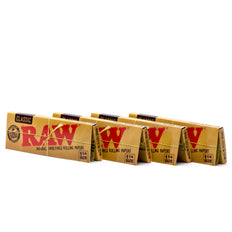 Classic Raw Natural Rolling Papers 2nd View