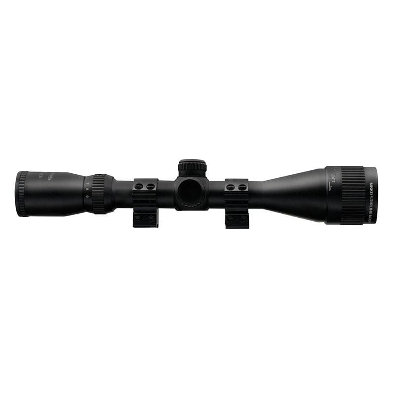"Nikko Stirling Mountmaster 3-9x40 AO Riflescope with 3/8"" match mounts"