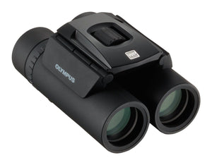 Olympus 10x25 WP II Waterproof Binoculars folded