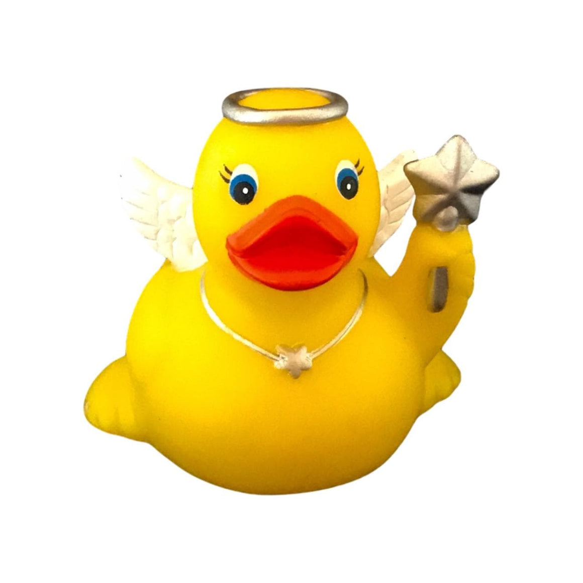 Angel Rubber Duck