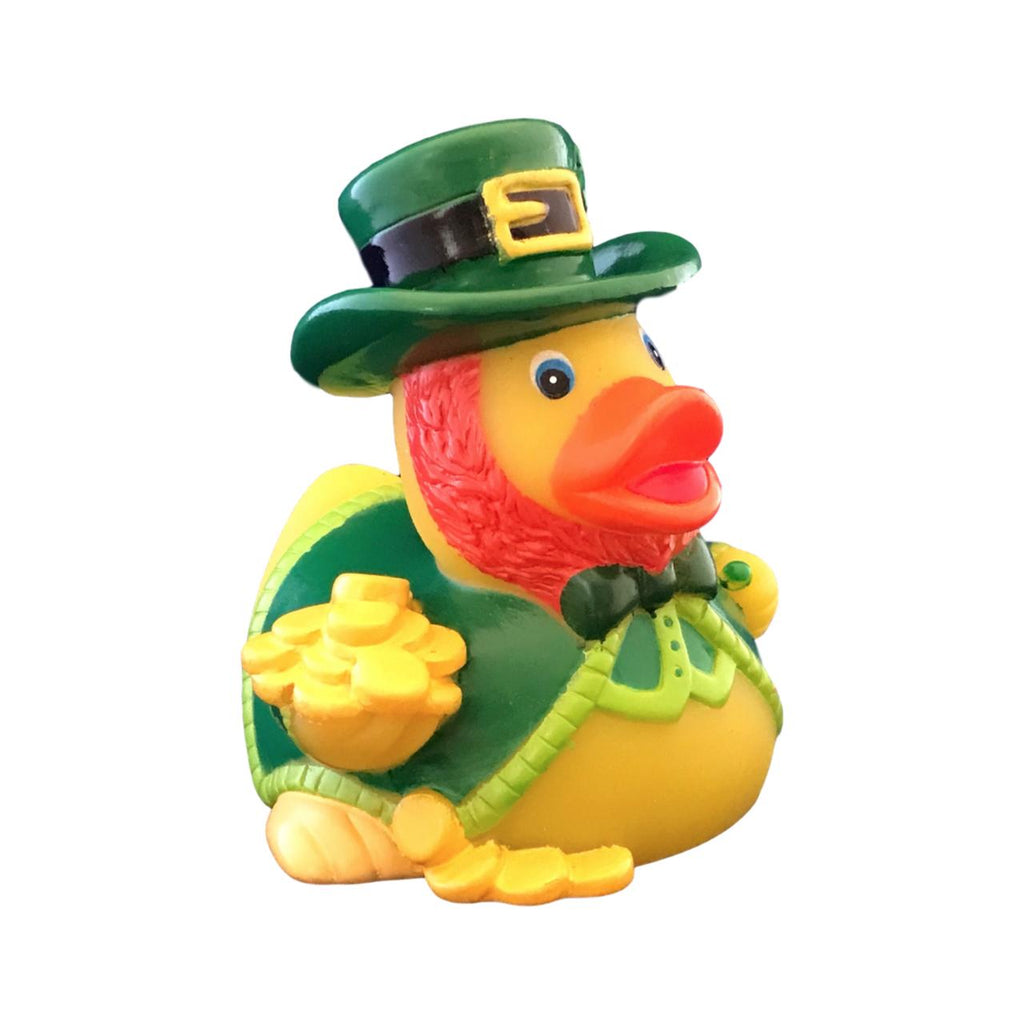 Leprechaun Rubber Duck