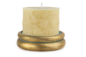 Cream Gazelle Hand Poured Candle
