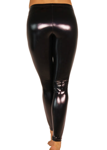 Heroine Liquid Vinyl Leggings