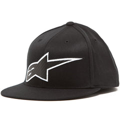 Alpinestars Carbon Fiber Men's Hat - Black