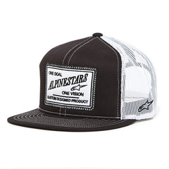 Alpinestars Crasher Men's Trucker Hat - Black