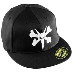 Bones Big Rat Men's Hat - Black