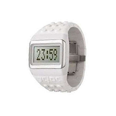 JCDC Pop Hours Watch - White