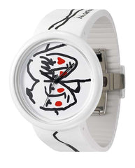 JCDC Time Gallery Watch - White