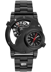 Storm Satellite Mens Watch - Black