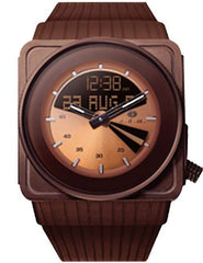 ODM JCDC 3 Touch Watch - Brown
