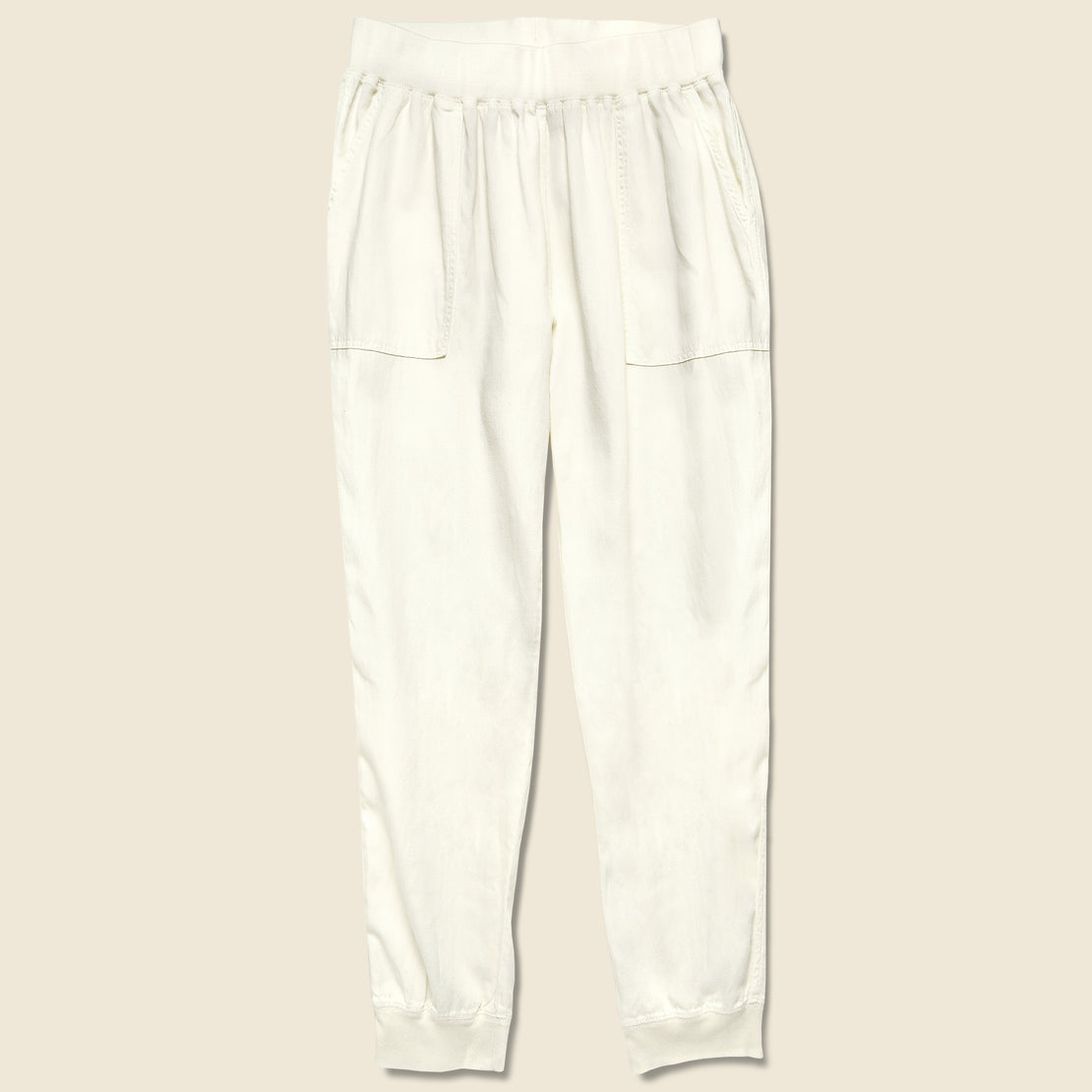 Faherty Arlie Day Pant - White