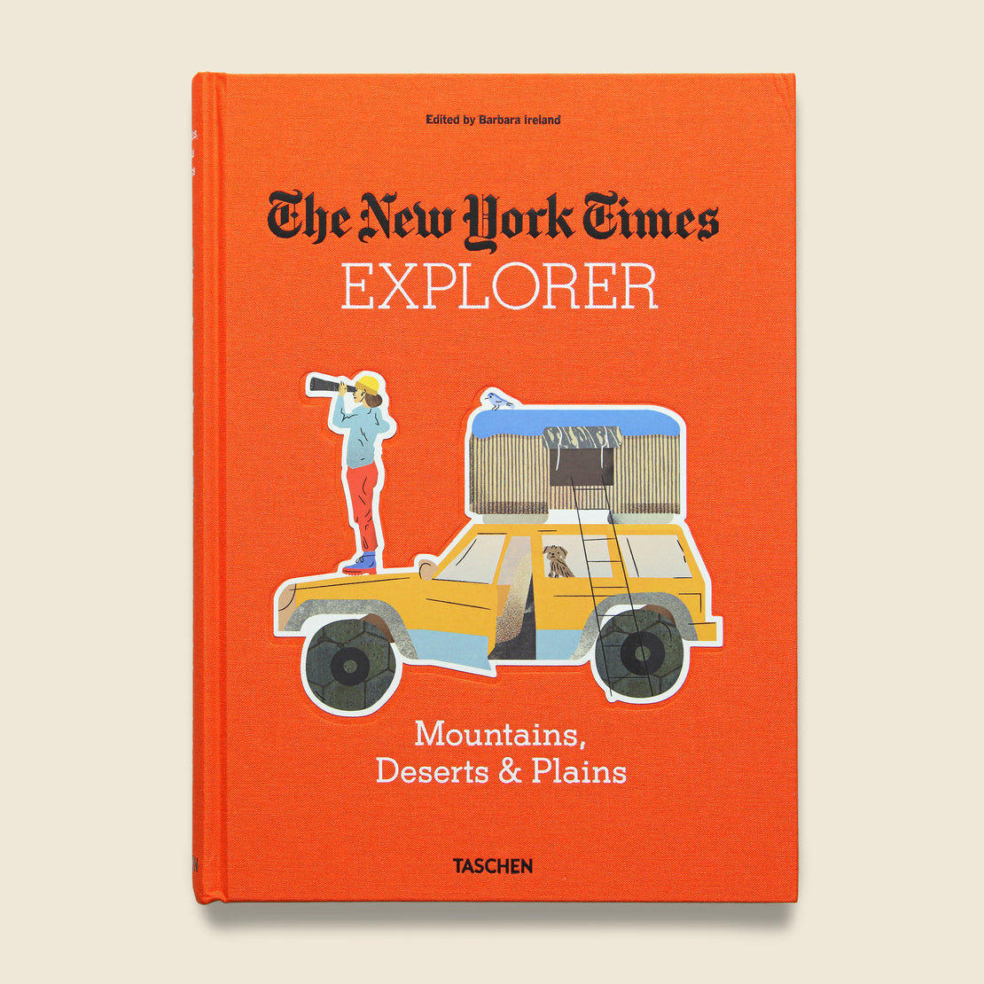 Bookstore The New York Times Explorer: Mountains, Deserts, & Plains