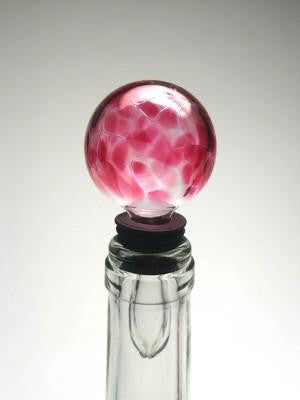Fuchsia Bottle Stopper