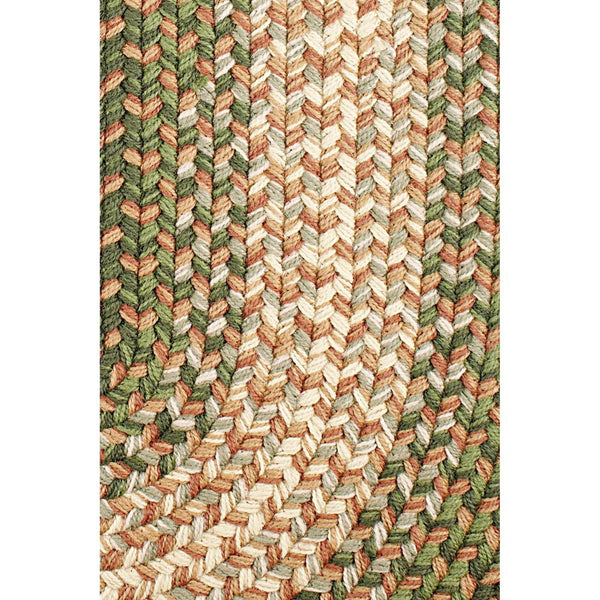 Hartford Braided Area Rug in Herb Garden-Braided Rug-Super Area Rugs