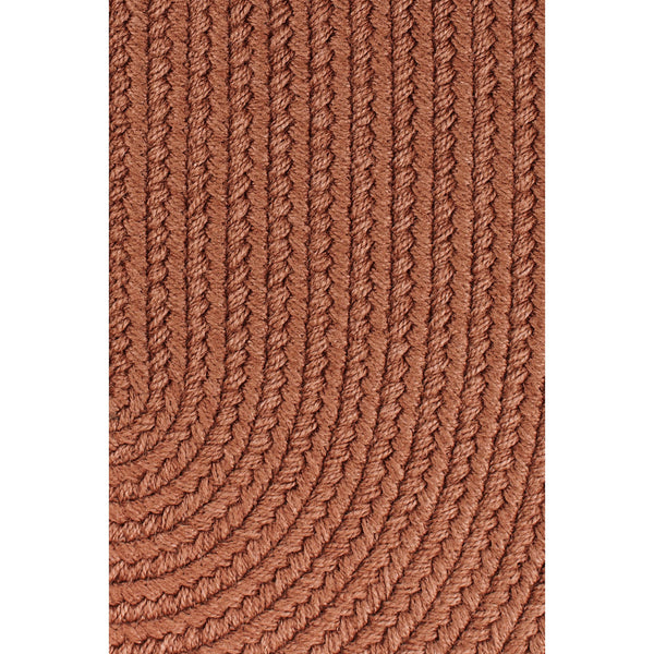 Maui Indoor / Outdoor Braided Area Rug in Almond-Braided Rug-Super Area Rugs
