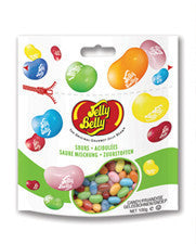 Jelly Belly Sour Mix Grab-N-Go Bag - 80 Grams