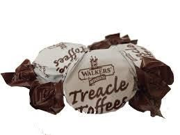 Walkers' Treacle Toffee - 500 Grams