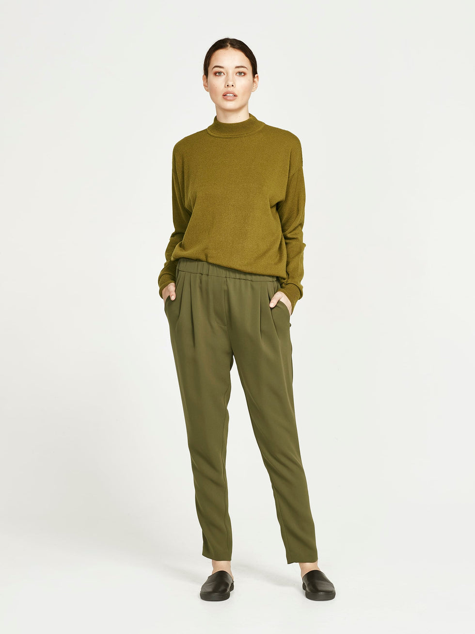 Drape Pant (Luxe Triacetate) Bottle