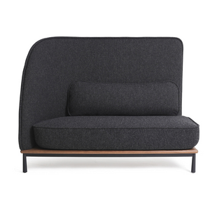 Arc Sofa Highback Love Seat Left - Stellar Works - Do Shop