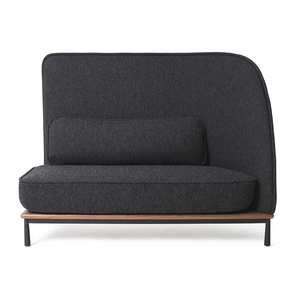 Arc Sofa Highback Love Seat Right - Stellar Works - Do Shop