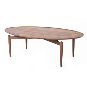Slow Oval Coffee Table - Stellar Works - Do Shop