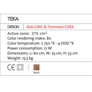 Teka - OLED Light - Blackbody - Do Shop