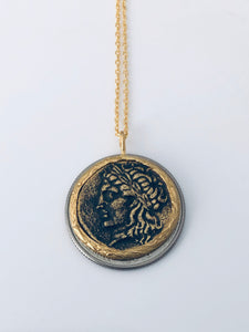 Antique coin nk