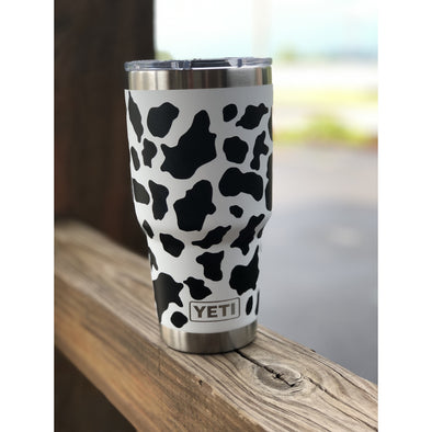 HOLY COW 30oz YETI Cup