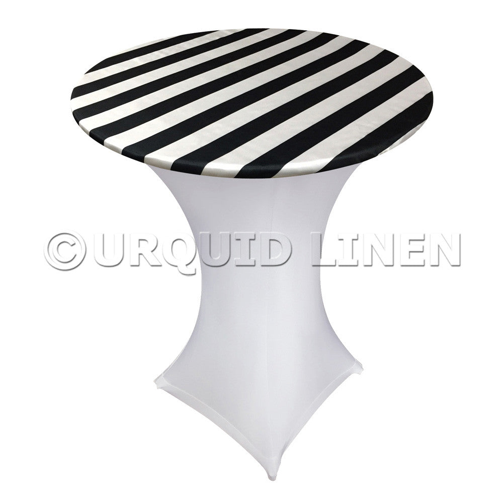 "2"" Satin Stripe - Highboy Toppers"
