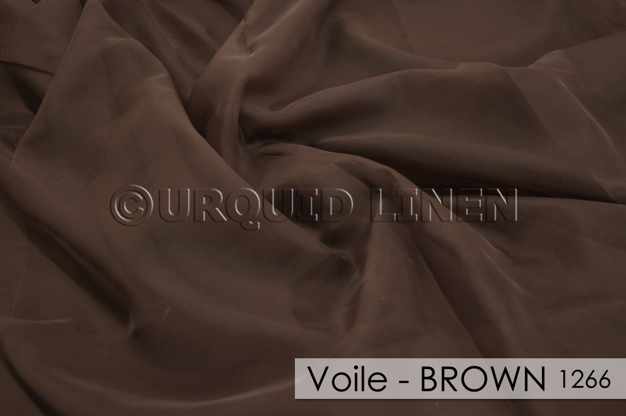 Voile - Fabric By The Yard