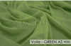 VOILE-GREEN AS 9050