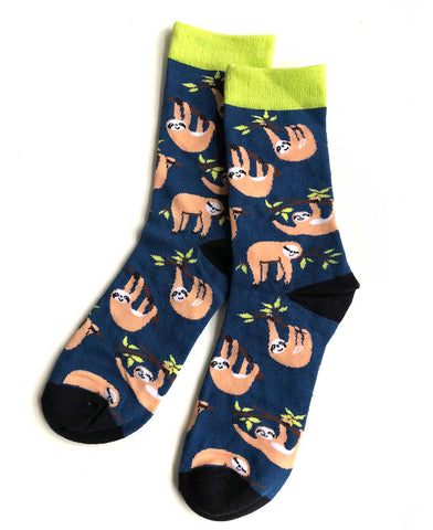 Lazy Sloth Men's Socks