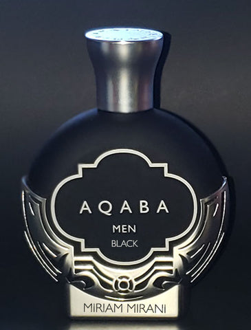 AQABA BLACK - USA FREE SHIPPING