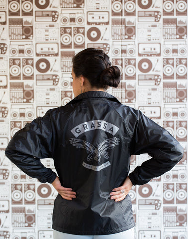 Grassa Coaches Jacket
