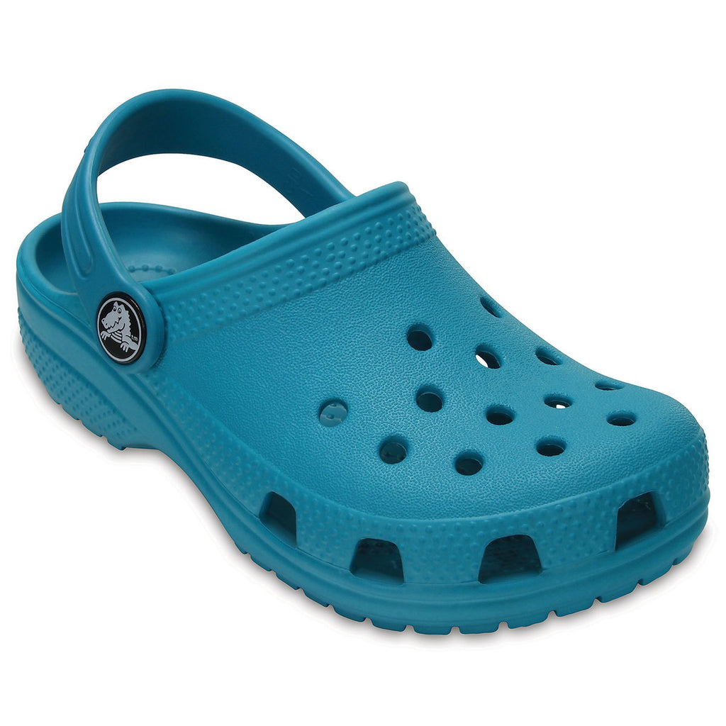 Crocs Kids Classic in Turquoise