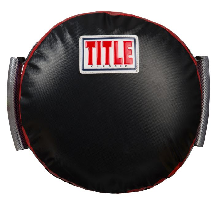 TITLE ROUND PUNCH SHIELD