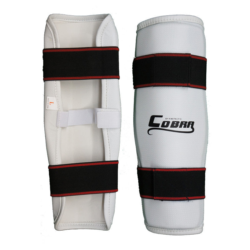 Cobra Shin Guard White